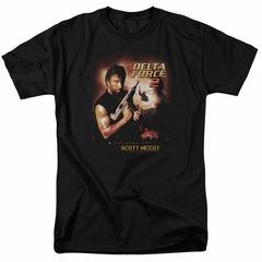 Delta Force 2 Kids Shirt Poster Black T-Shirt