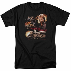Delta Force Shirt Action Pack Black T-Shirt