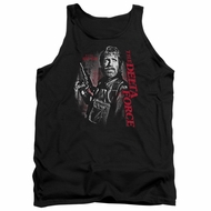 Delta Force Tank Top Black Ops Black Tanktop
