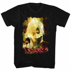 Devil May Cry 2 Shirt Dante's Stare Black T-Shirt