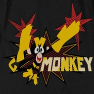 Dexter's Laboratory Monkey Shirts