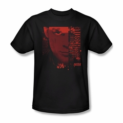 Dexter Shirt Normal Black T-Shirt