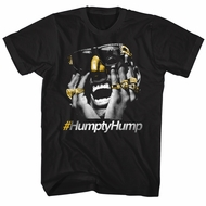 Digital Underground Shirt Humpty Hump Black T-Shirt