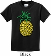Distressed Pineapple Kids Shirt