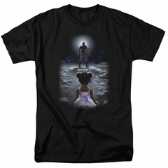 Divinity Shirt Moon Child Black T-Shirt