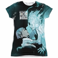 Doctor Mirage Connecting Sublimation Juniors Shirt