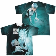 Doctor Mirage Connecting Sublimation Youth Shirt Front/Back Print