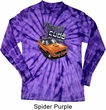 Dodge 1970 Plymouth Hemi Cuda Long Sleeve Tie Dye Shirt