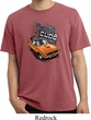 Dodge 1970 Plymouth Hemi Cuda Pigment Dyed Shirt