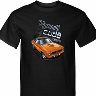 Dodge 1970 Plymouth Hemi Cuda Tall Shirt