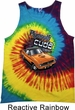 Dodge 1970 Plymouth Hemi Cuda Tie Dye Tank Top