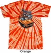 Dodge 1970 Plymouth Hemi Cuda Twist Tie Dye Shirt