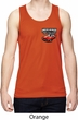 Dodge American Made Muscle Pocket Print Mens Moisture Wicking Tanktop