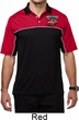 Dodge American Made Muscle Pocket Print Mens Polo Shirt