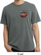 Dodge American Made Muscle Pocket Print Pigment Dyed Shirt