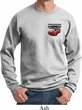 Dodge American Made Muscle Pocket Print Sweat Shirt