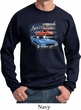 Dodge American Muscle Blue and Red Sweatshirt