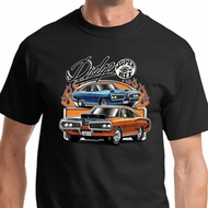 Dodge Blue and Orange Super Bee Shirts