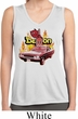 Dodge Demon Ladies Ladies Dry Wicking Sleeveless Shirt