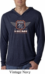 Dodge Garage Hemi Lightweight Hoodie Shirt