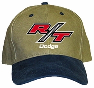 Dodge Hat - Embroidered R/T Cap