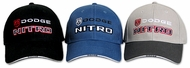 Dodge Hat - Nitro Embroidered Cap