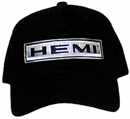 Dodge Hemi Hat - Embroidered Stitching Cap