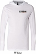 Dodge Hemi Pocket Print Lightweight Hoodie Tee