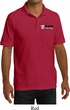Dodge Hemi Pocket Print Mens Pique Polo Shirt