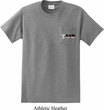 Dodge Hemi Pocket Print Pocket Shirt