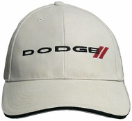 Dodge Logo Hat Cap