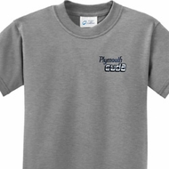 Dodge Plymouth Cuda Pocket Print Kids Shirts