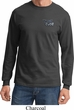 Dodge Plymouth Cuda Pocket Print Long Sleeve Shirt