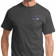 Dodge Plymouth Cuda Pocket Print Mens Shirts