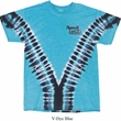 Dodge Plymouth Cuda Pocket Print Premium Tie Dye Shirt