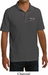 Dodge Plymouth Roadrunner Pocket Print Mens Pique Polo Shirt