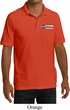Dodge Ram Trucks Pocket Print Mens Pique Polo Shirt