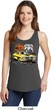 Dodge Route 66 Charger RT Ladies Tank Top