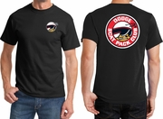 Dodge Scat Pack Logo Front & Back Shirts