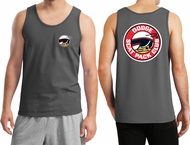 Dodge Scat Pack Logo (Front & Back) Tank Top
