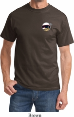 Dodge Scat Pack Logo Pocket Print Shirt