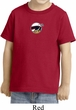 Dodge Scat Pack Logo Small Print Toddler Shirt