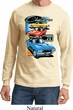 Dodge Shirt Challenger Trio Long Sleeve Tee T-Shirt