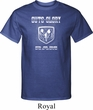 Dodge Shirt Guts and Glory Ram Logo Tall Tee T-Shirt