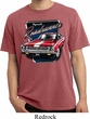 Dodge Shirt Plymouth Roadrunner Pigment Dyed Tee T-Shirt