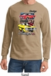 Dodge Shirt Vintage Chargers Long Sleeve Tee T-Shirt