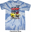 Dodge Shirt Vintage Chargers Twist Tie Dye Tee T-shirt