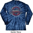 Dodge Shirt Vintage Dodge Sign Long Sleeve Tie Dye Tee T-shirt