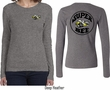 Dodge Super Bee (Front & Back) Ladies Long Sleeve