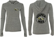 Dodge Super Bee (Front & Back) Ladies Tri Blend Hoodie